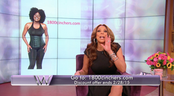 1800cinchers.com on the Wendy Show