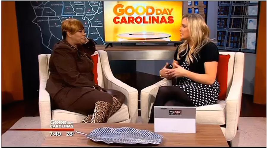 Debra Antney on FOX