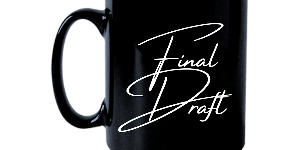 Final Draft Coffee Mug