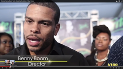 Benny Boom BET Hiphop Awards