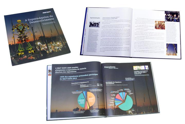 livro M&T Expo