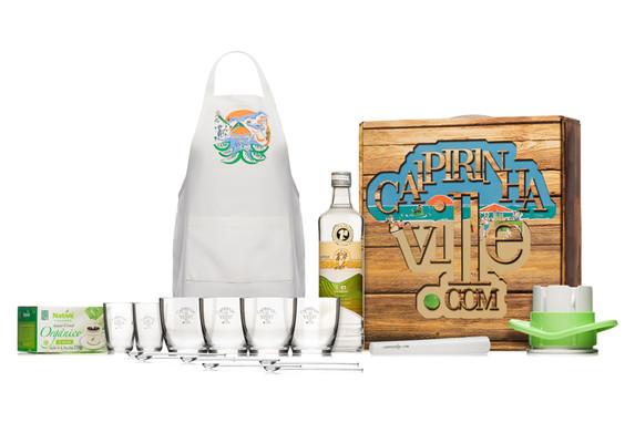 kit completo Caipirinha Ville