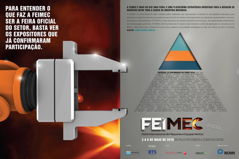 Lançamento Feimec