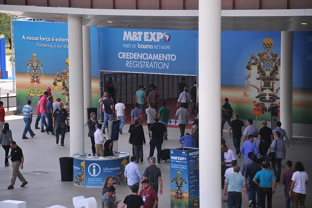 M&T Expo bauma