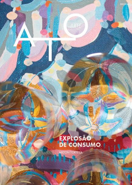ato arte #2, explosão de consumo