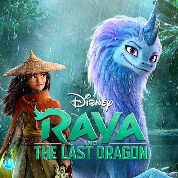Drive in - Raya and the Last Dragon (En) & (Fr) by Screen Squad Ecran at Ferme Drouin  (1)