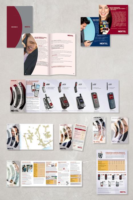 material de apoio, folheteria, welcome kit