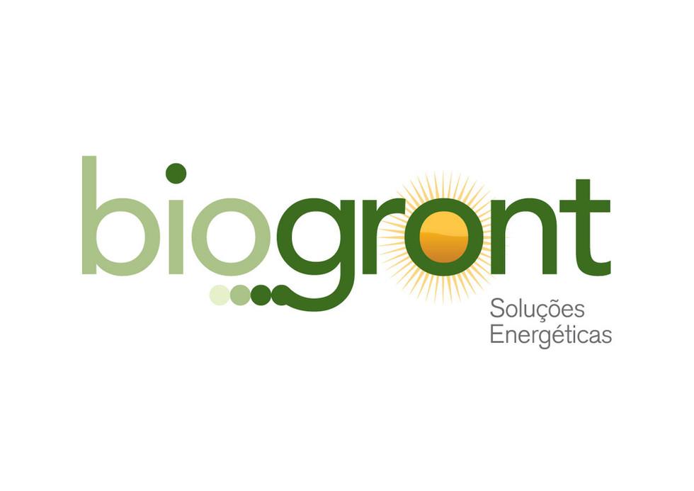 logotipo Biogront