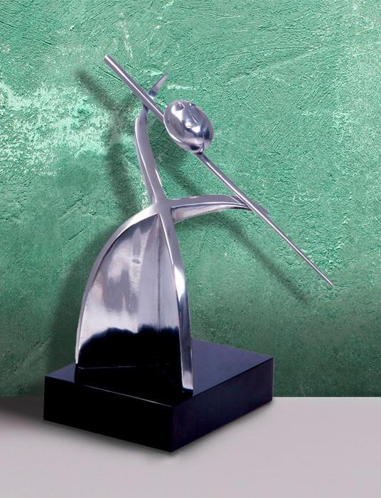 """troféu """"O Pescador"""""""