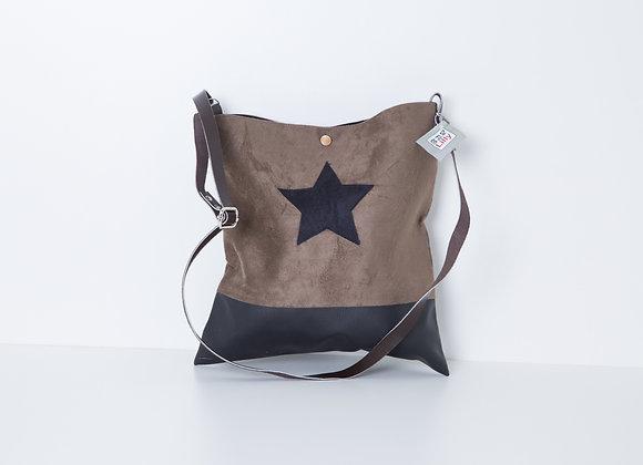 Besace Brown Black Star 2