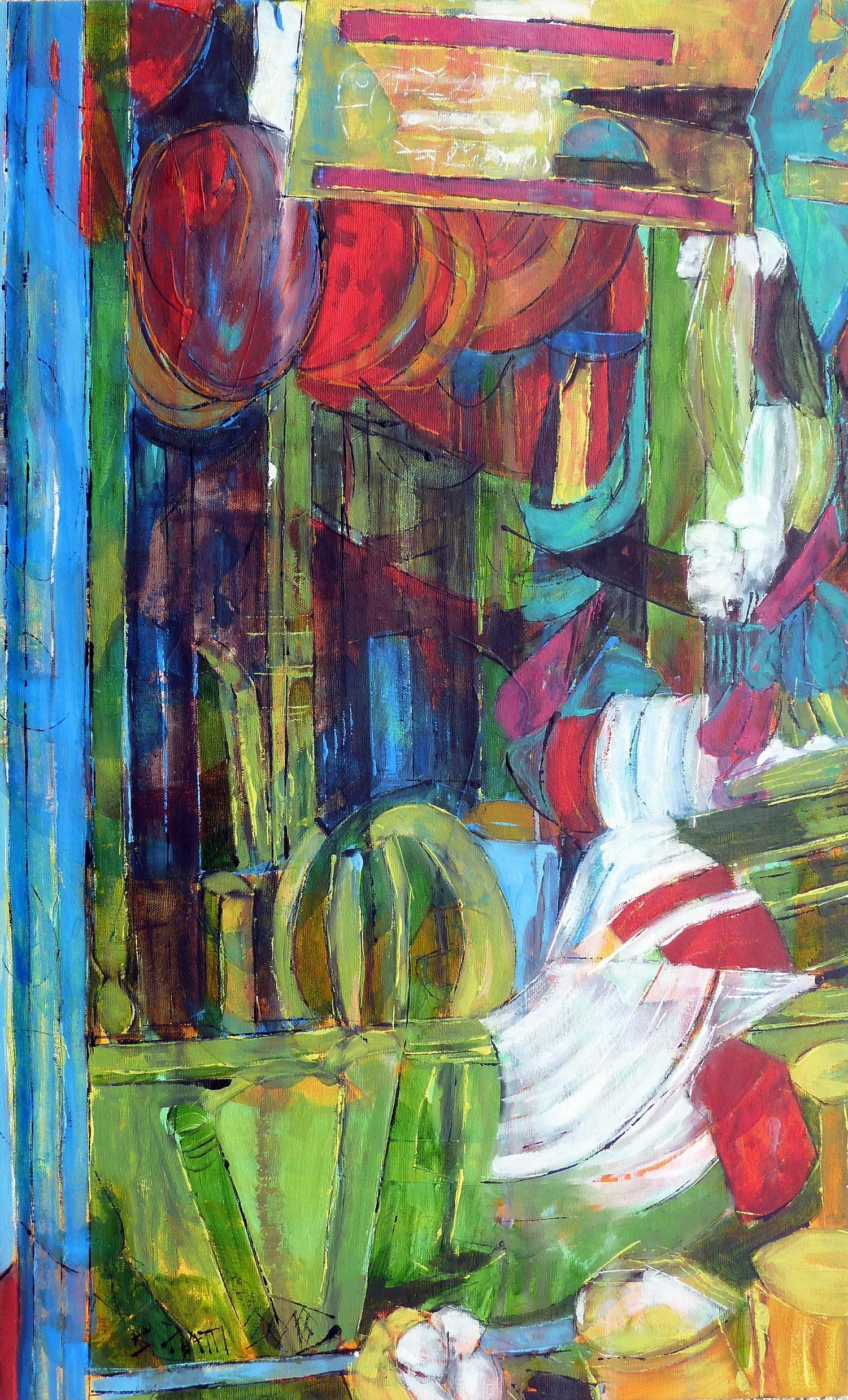 Vishwanath Bazaar - Barbara Piatti