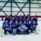 2019 U14 Champions Blue Line Elit Showcase