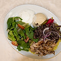 Mixed Shawarma plate