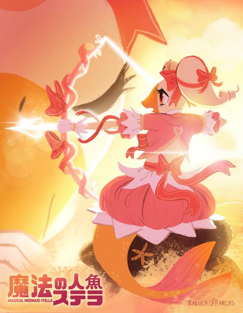 Magical Mermaid Stella