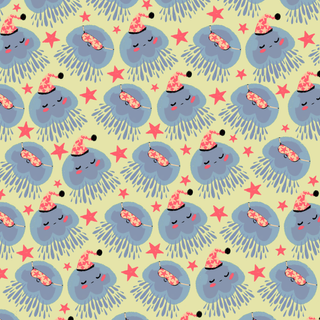 Good Night Jellyfish Ver.2- Calm