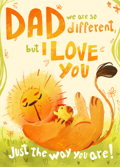 Father's Day Card no.2