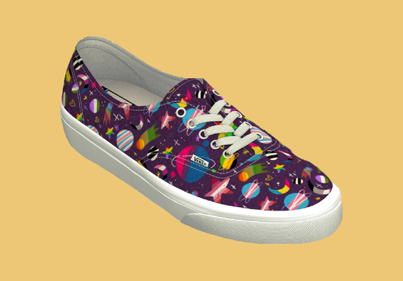 My entry for the Vans Custom Culture Competition