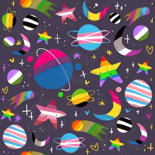LGBTQ+ Galaxy