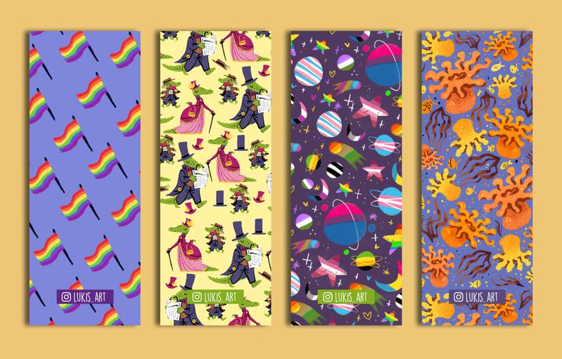 Pattern Bookmarks