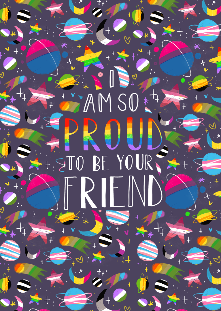 Proud Collection- Proud to be Your Friend