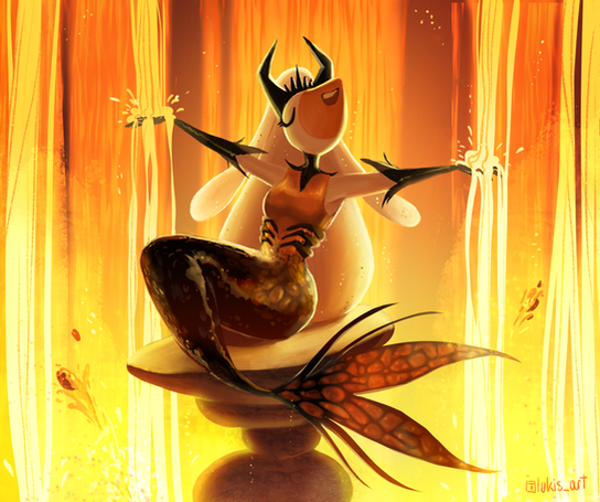 Lava Queen