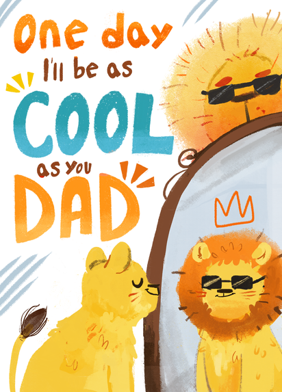 Father's Day Card no.1