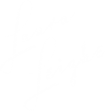 Laura Leighe logo white transparent.PNG