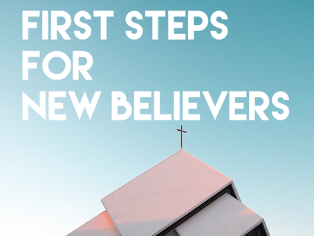 First Steps, Part 3: How to Pray