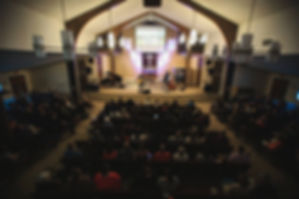 Crosspointe Church service