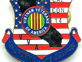 2014 VVA California Convention