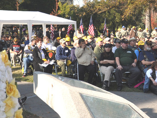 25th Vietnam Veterans Memorial Re-Dedication