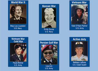 Honoring Their Service: Women Veterans Sharing Stories