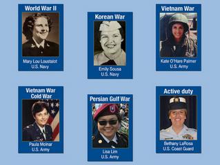 Honoring Their Service: Women Veterans Sharing Stories