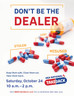 DEA National Prescription Take Back