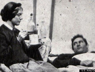 A Brief History of Female Nurses