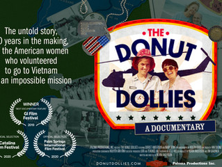 The Donut Dollies: A Documentary