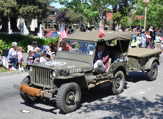 119th Annual Luther Burbank Rose Parade