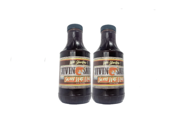 The Jivin Sauce (2 Bottles) Free Shipping