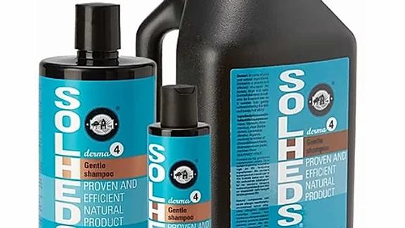 Derma4 Gentle Shampoo