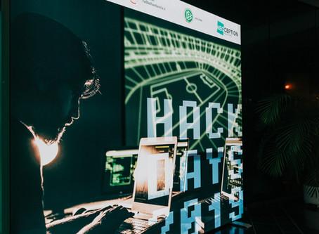 """Startschuss für den Hackathon """"Hackdays Rhein-Neckar 2019"""""""