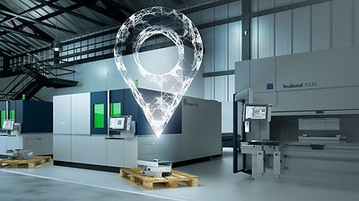 Promotional image from TRUMPF TracknTrac