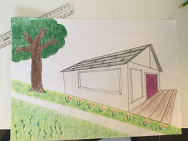 29_4 Lesson 4, _Two-point Perspective in
