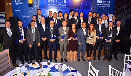 Defne Receives First Place at the BEETECH 2018 Technology Awards Ceremony