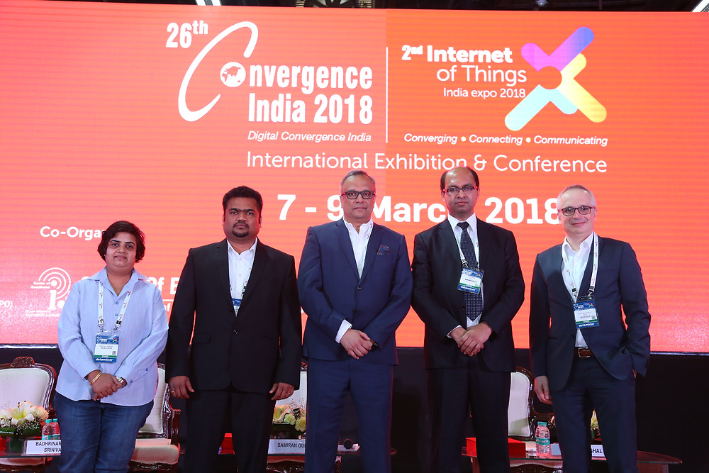 25th Convergence India Exhibition and Conference