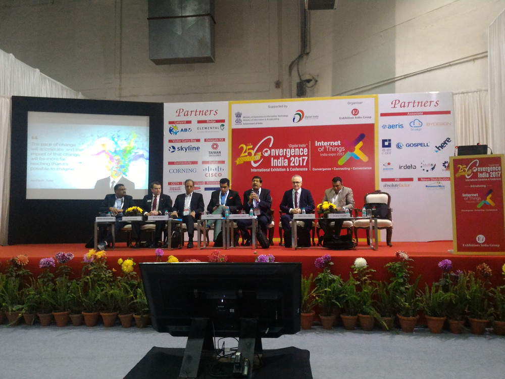 Oguz Haliloglu Among the Distinguished Panelists of the 25th Convergence India Conference