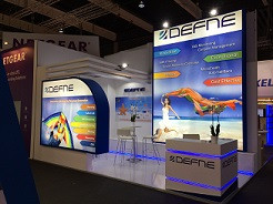 Defne stand at MWC 2015
