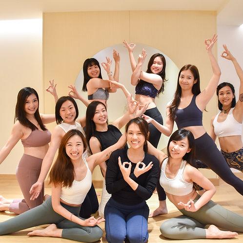 200 Hour Yoga Teacher Training - Weekend