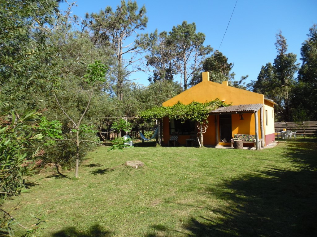 cabana Barra de Valizas