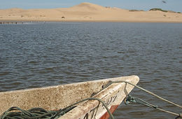 Barra de Valizas, Uruguay, River