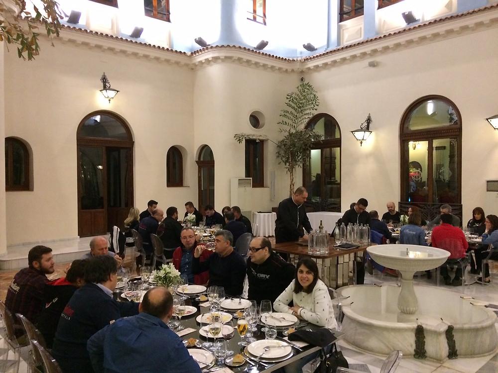 Jantar Dealer Meeting